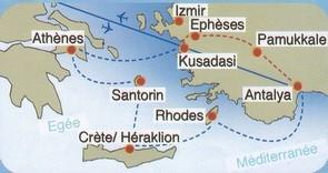 croisiere ile grecque